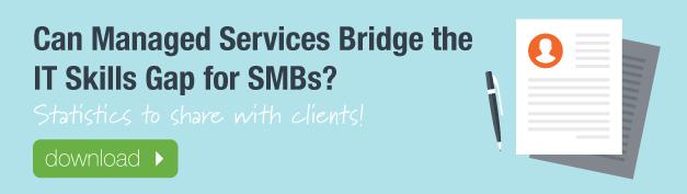 Can Managed Services Bridge the IT Skills Gap for SMBs download