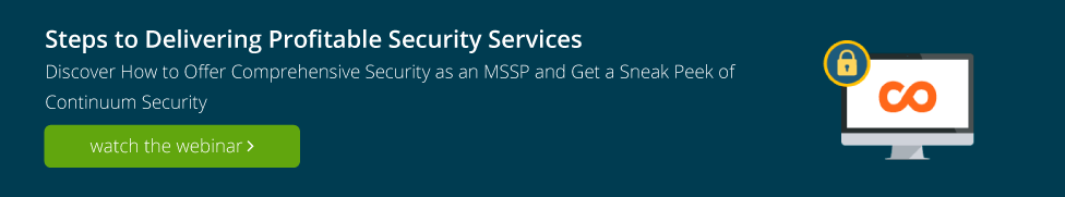 Watch Security Services Webinar