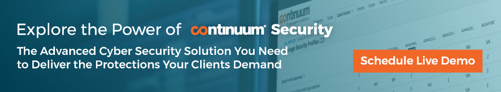 Explore the Power of Continuum Security