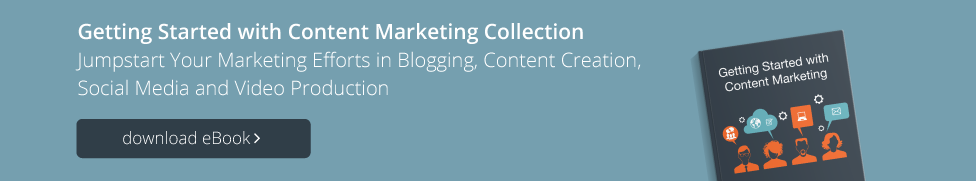 Download Getting Started with Content Marketing Collection