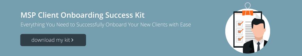 Download MSP Client Onboarding Success Kit