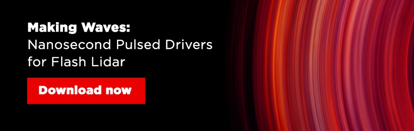 Nanosecond Pulsed Drivers