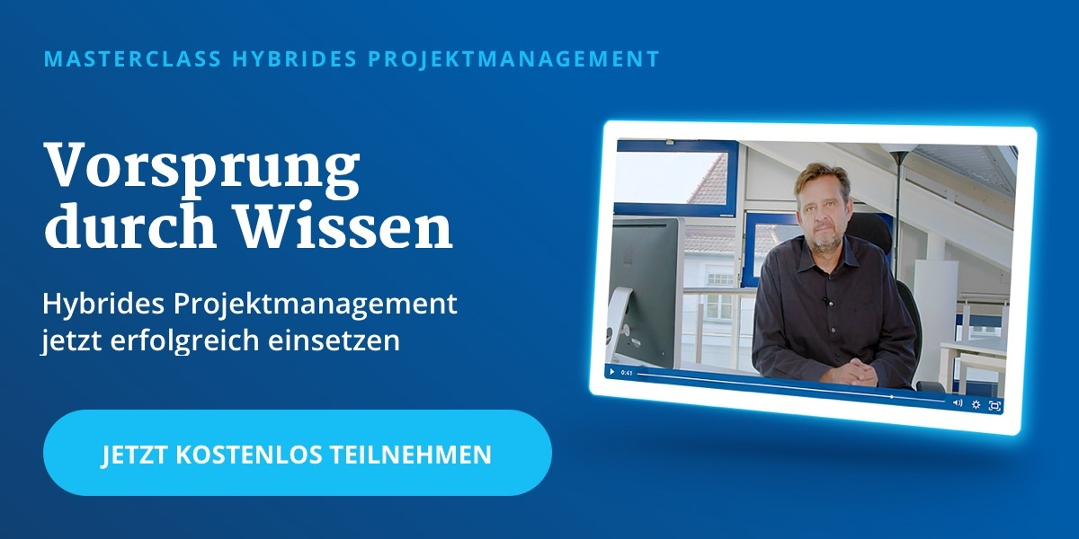 Masterclass Hybrides Projektmanagement