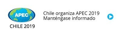 Chile organiza APEC 2019 - Mantengase informado