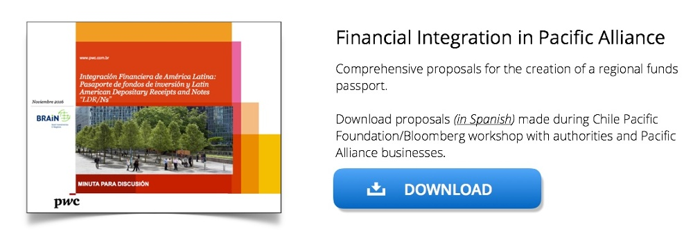 Financial Integration in Pacific Alliance-Proposals for the creation of a regional funds passport