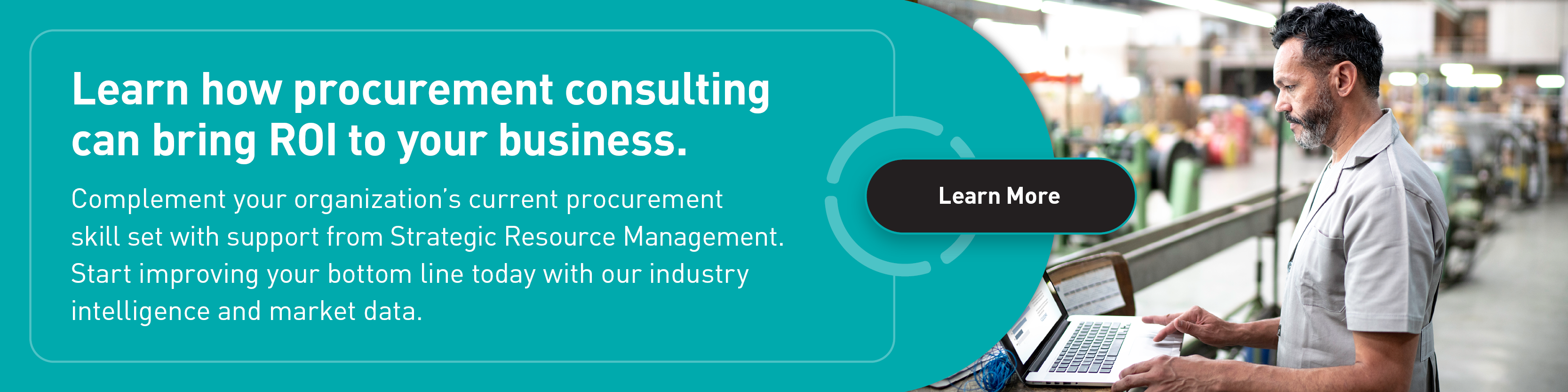 Learn how procurement consulting can bring ROI to your business.