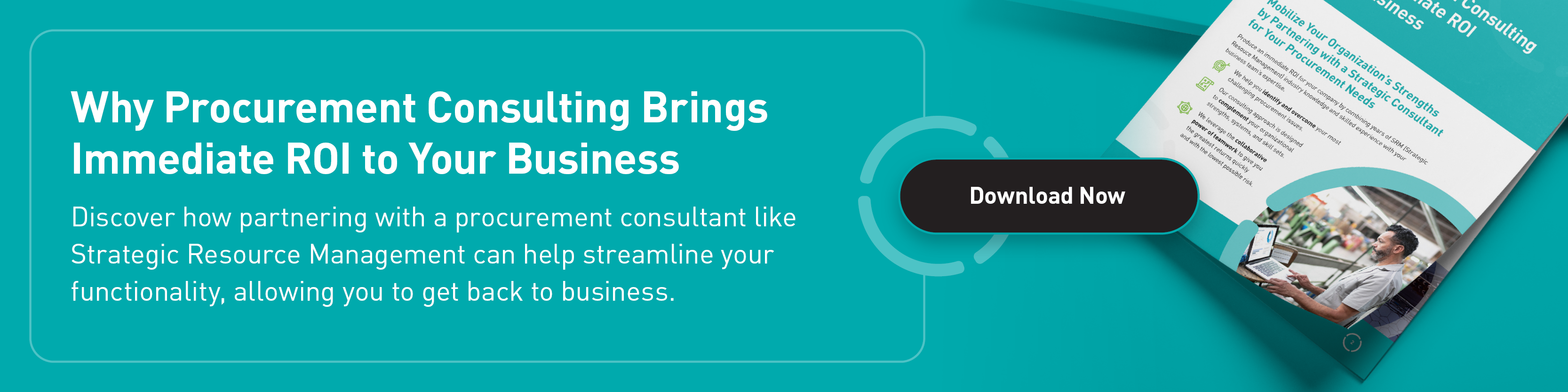 Why Procurement Consulting Brings Immediate ROI to Your Business