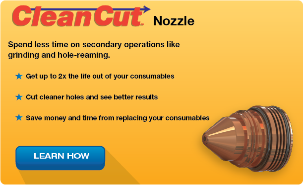 CNC Plasma Cutting Tip