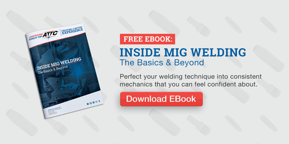 Inside MIG Welding - The Basics & Beyond Ebook