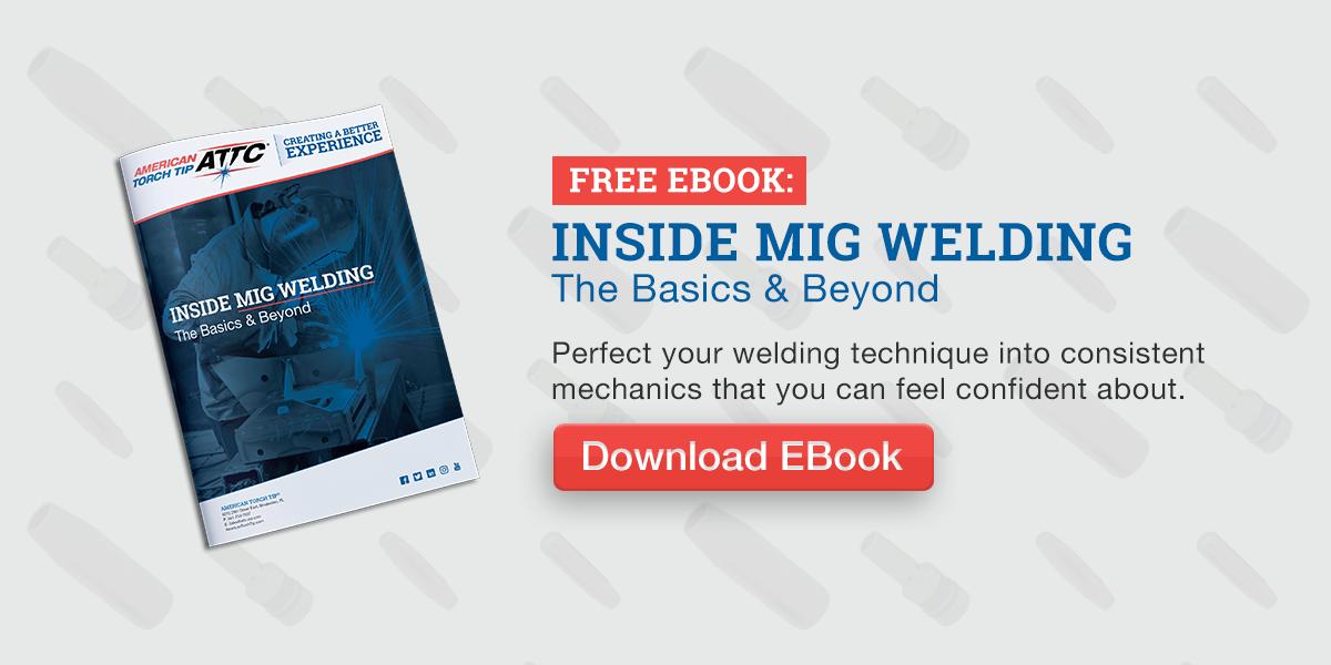 Inside MIG Welding - The Basics & Beyond Ebook