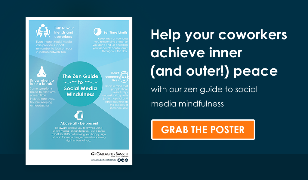 Guide to social media mindfulness