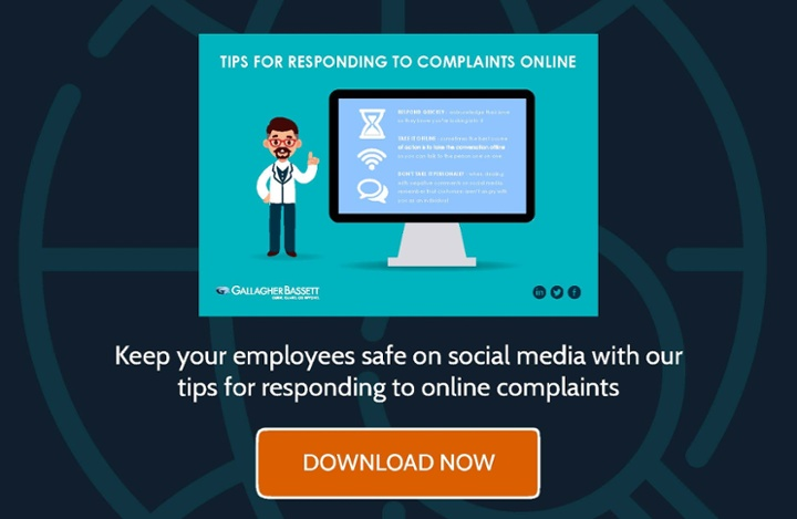 Tips for Responding to Online Complaints