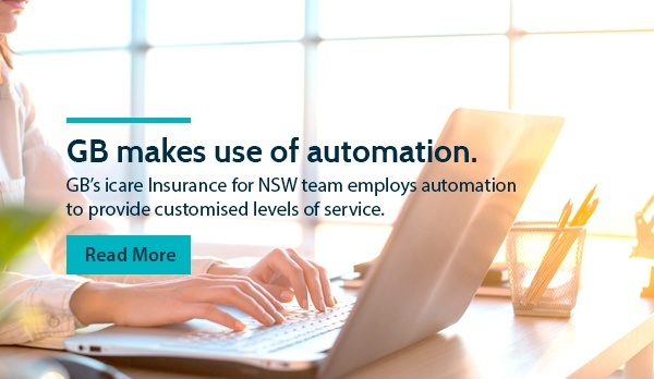 Icare Insurance for NSW adopt automation