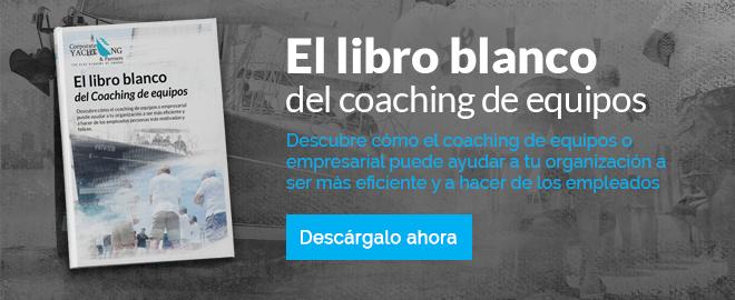 El libro blanco del coaching de equipos