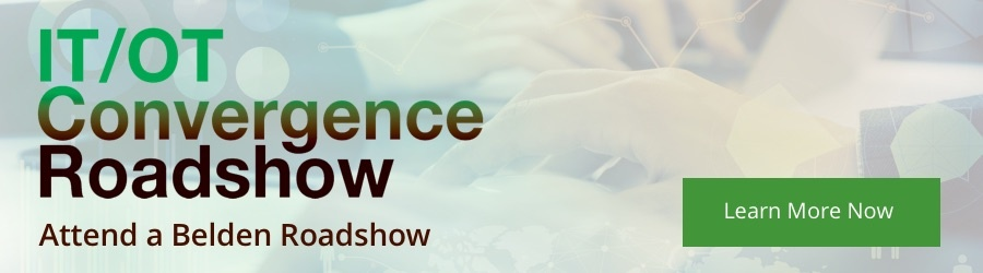 Attend a IT/OT Convergence Roadshow