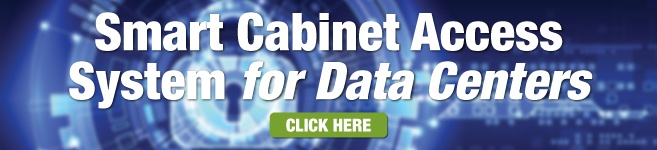 Download our Smart Cabinet Access System for Data Centers White paper