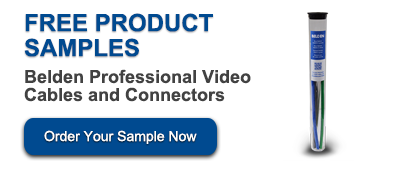 Belden Professional Video Cables and Connectors