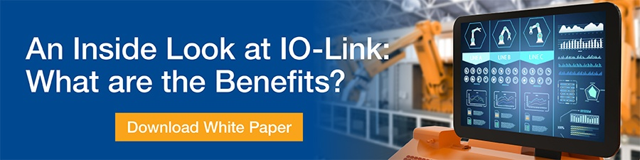 Benefits of IO-Link