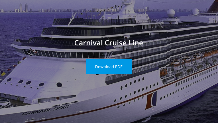 Download the Carnival Cruise Line case study PDF