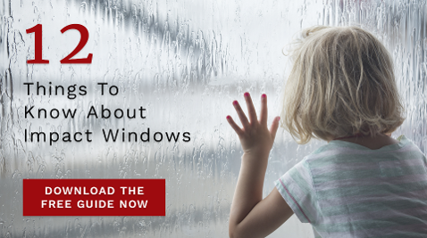 Tip Sheet: 12 Things You Need to Know About Impact Windows