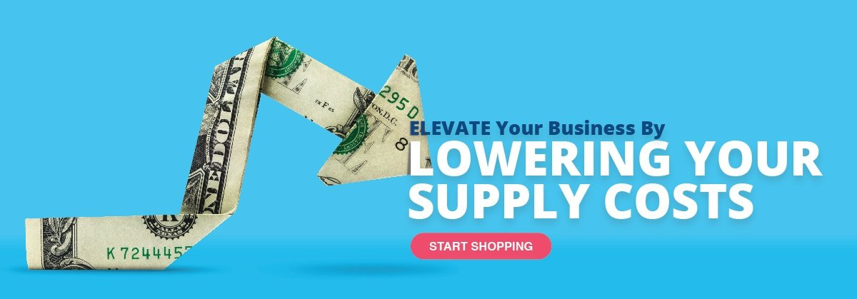 Don't Let High Prices Put Your Business Out Of Business | Shop ELLEVATE & Save