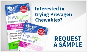 Request a sample of Prevagen