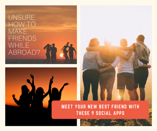 Meet your new best friend with these 9 social apps