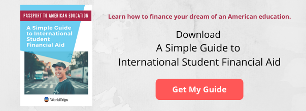 Intl Student Financial Aid Guide