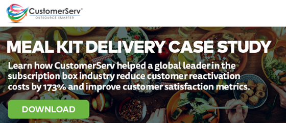 Meal Kit Delivery Case Study