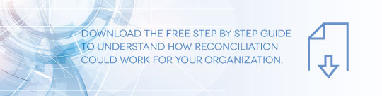 Get the free guide to reconciliation