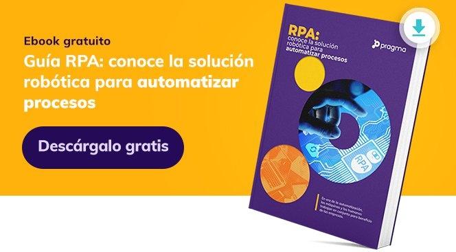 Descarga el eBook gratuito sobre RPA y conoce la solución robótica para automatizar procesos