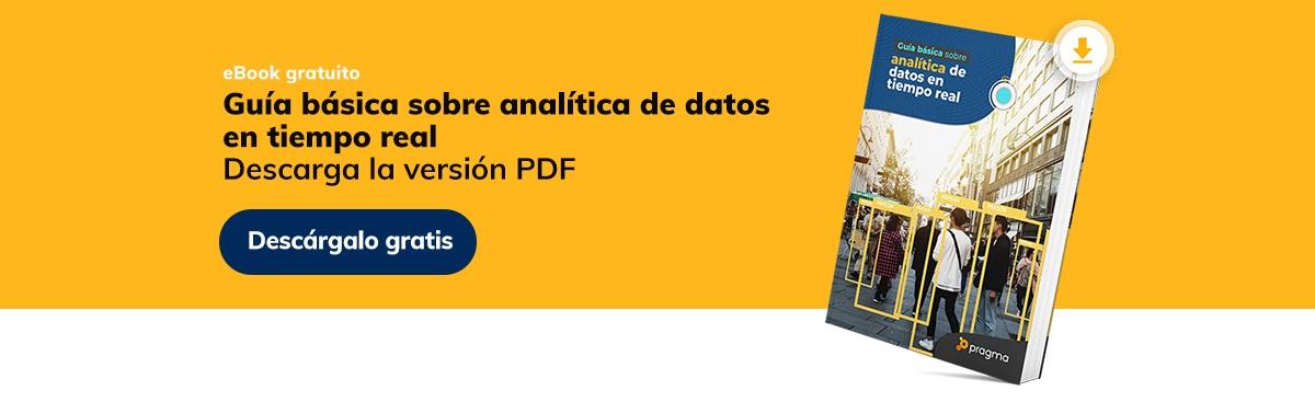 Descarga la guía básica sobre analítica de datos en tiempo real