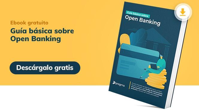 Descarga el eBook con la guía básica sobre Open Banking