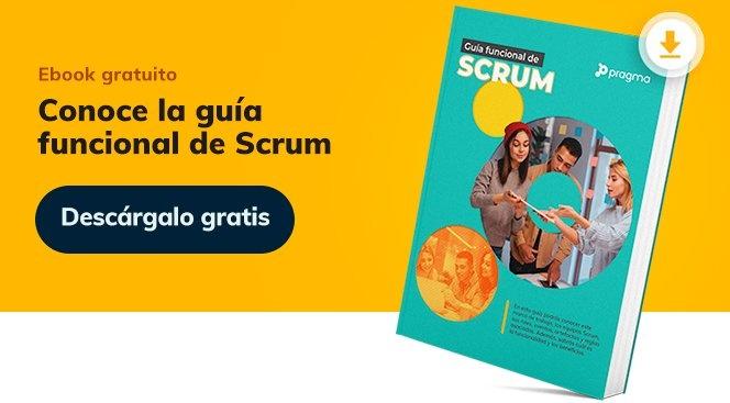 Conoce la guía funcional de Scrum