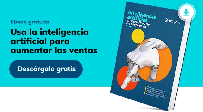 Descarga gratis el eBook sobre Inteligencia Artificial en beneficio de las empresas