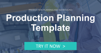 Production Planning Template