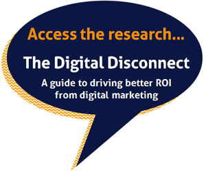 The Digital Disconnect Research