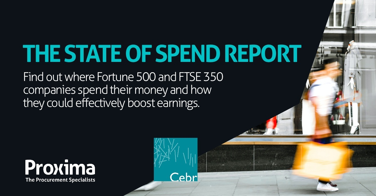 The State of Spend Report Proxima