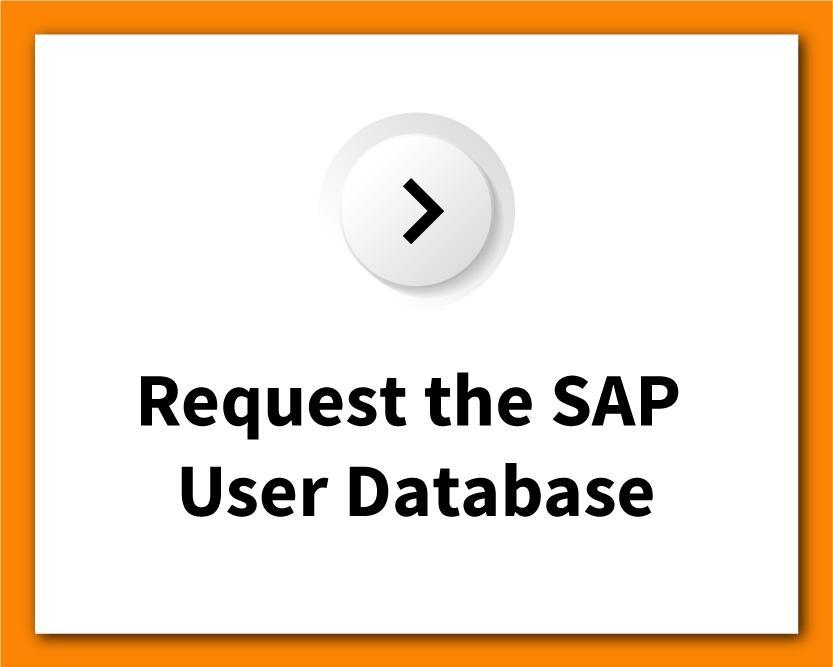 SAP Users database