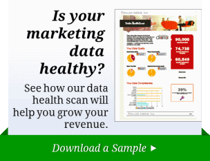 Data Health Scan Sample
