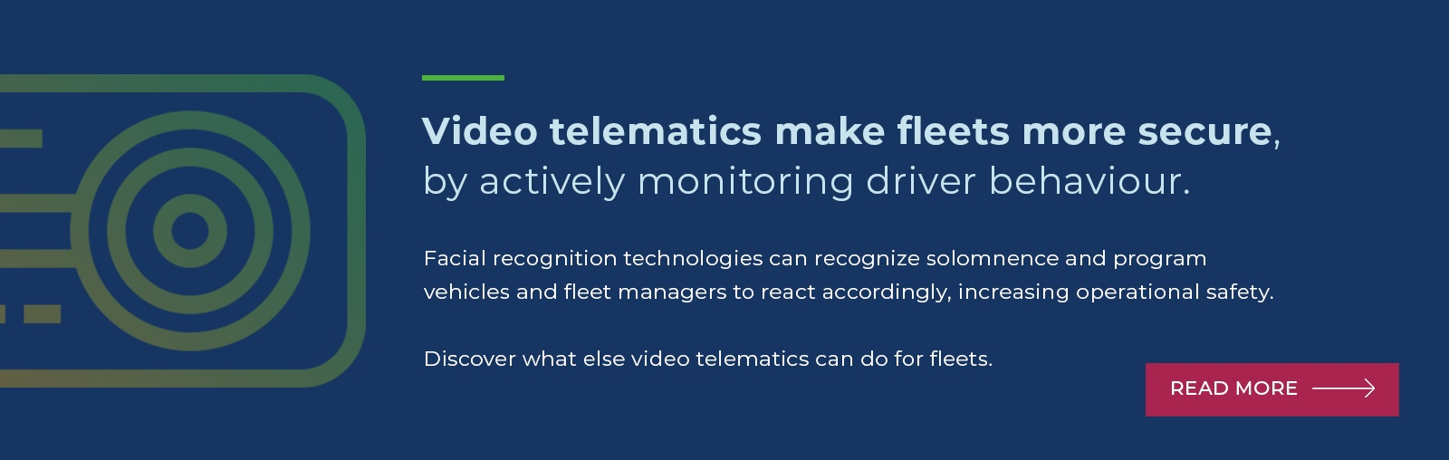 Video Telematics for Fleets