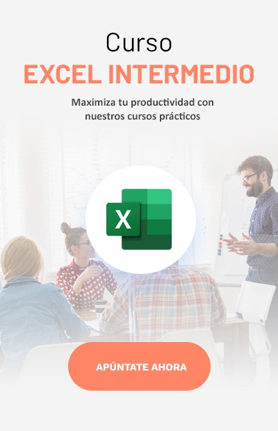 Excel intermedio curso vertical