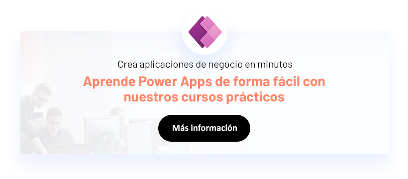 Power apps curso horizontal