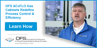 DFS' Advanced Gas Delivery Systems Redefine Process Control and Automation