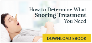 Determine What Snoring Treatment You Need