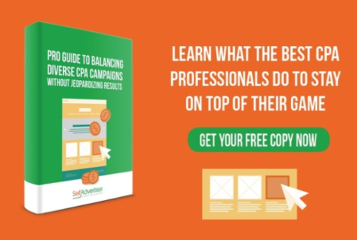 download the pro guide to balancing diverse CPA campaigns ebook