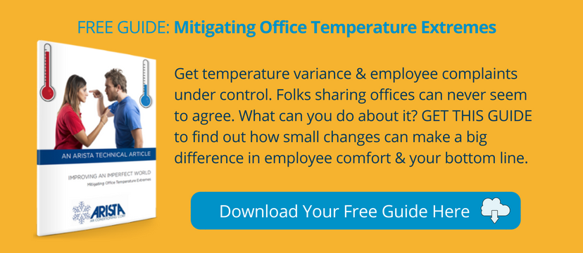 Find out how to win the battle for optimal office temperature