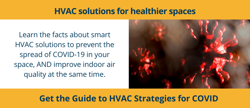 guide to HVAC strategies for COVID