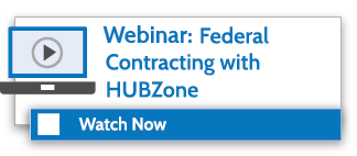 Easy Contracting with HUBZone