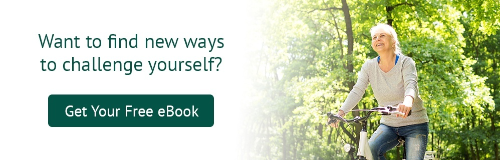 Want to find new ways to challenge yourself? Get your free eBook!